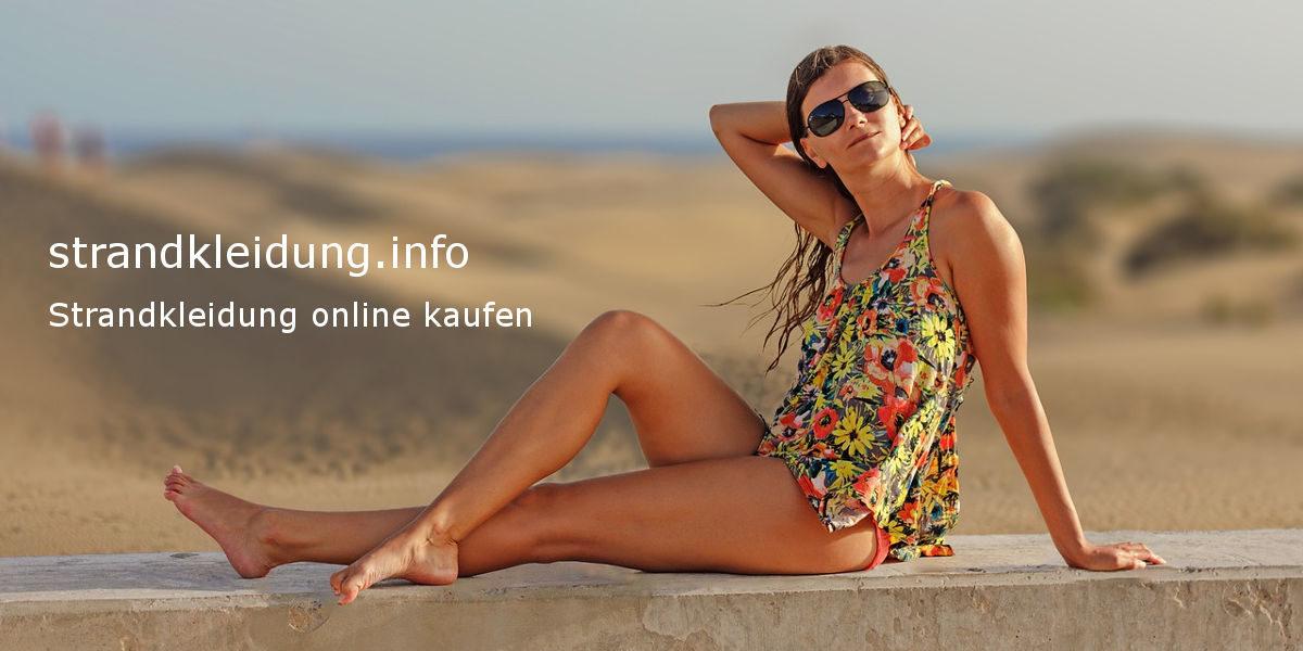 strandkleidung.info - Strandkleidung online kaufen